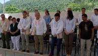 Realiza AMLO evento en zona zapatista en Chiapas