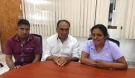 Astudillo refuerza medidas cautelares de activistas desaparecidos y hallados con vida