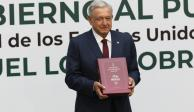 Conservadores están moralmente derrotados, dice AMLO en Informe de Gobierno