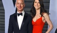 Jeff Bezos, uno de los hombres más ricos del mundo, se divorcia