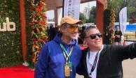 FOTO: Conoce a las personalidades que asistieron al GP de México