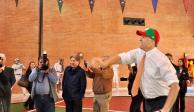 Embajador de EU en México, visita el Salón de la Fama del Beisbol