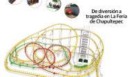 Eljuego que fallóen La Feria de Chapultepec tiene35 años; ven bitácoras