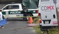 Encobijado, hallan cadáver de hombre en Tláhuac