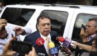 Ángel Aguirre exige abrir actas ligadas al caso Iguala