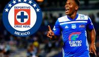 ¿Quién es Brayan Angulo, el nuevo goleador del Cruz Azul?