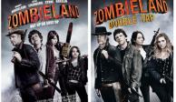 Zombieland 2 se une al 10 Year Challenge; revelan foto del elenco