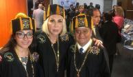 Laura Bozzo recibe doctorado Honoris Causa y medalla en Congreso de CDMX