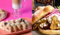 Pan de muerto: versiones exóticas en forma de sushi y chilaquiles (VIDEO)
