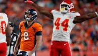 Chiefs regresa al triunfo ante Denver, pero con Mahomes lesionado