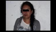 Detienen a mujer por presunta sustracción de bebé en Naucalpan