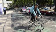 Aplicarán multas a ciclistas de la CDMX a partir de abril