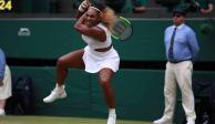 Serena Williams ya está en las Semifinales de Wimbledon