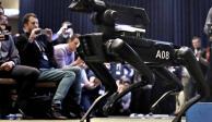 Cirque du Soleil utilizaría robots en sus funciones