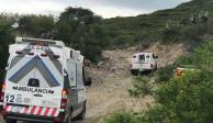 Desplome de avioneta en Querétaro deja dos muertos