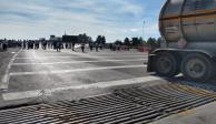 Tras 3 horas de protestas, recicladores liberan autopistas que dan acceso a CDMX