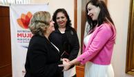 Patricia Durán abandera en Naucalpan lucha contra violencia de género