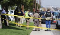 Una mexicana murió en tiroteo de Odessa, actualiza Ebrard