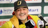 VIDEO: Maradona regresa a entrenar a Primera División