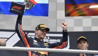 Estoy pensando en nacionalizarme mexicano: Verstappen
