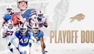 Bills vence a Steelers y clasifica a playoffs en la NFL