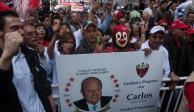 Sindicato Petrolero convoca a asamblea por presunta renuncia de Deschamps
