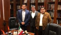 Armenta desiste de impugnaciones contra candidatura de Barbosa