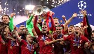 Liverpool gana la Champions League por sexta vez tras vencer a Spurs
