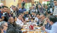 Logran alcaldes 32 mmdp para tres fondos