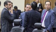 No es competencia del INE resolver denuncia contra Barbosa