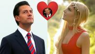 Tania Ruiz revela cómo la conquistó Enrique Peña Nieto