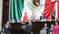 Control de plazas, facultad de la SEP: Esteban Moctezuma Barragán