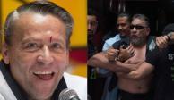 VIDEO: Carlos Trejo le abre la ceja a Alfredo Adame de un botellazo