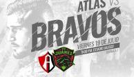 En Vivo Atlas vs. Bravos de Juárez, Jornada 1, Apertura 2019 Online Gratis