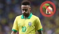 Hacienda bloquea 36 propiedades de Neymar por evasión fiscal