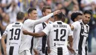 Juventus conquista su octavo título consecutivo en la Serie A de Italia