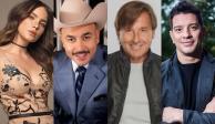 """Belinda, Lupillo Rivera, Ricardo Montaner y Yahir, los nuevos coaches de """"La Voz"""""""