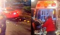 Ataque armado en Paseo de la Reforma deja dos muertos