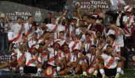 River gana Copa Argentina y Gallardo llega a 11 títulos con los Millonarios