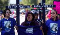 Mujeres narran episodios de violencia ejercida por hombres