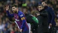 Ernesto Valverde se quede en el Barça a pesar del fracaso en UCL