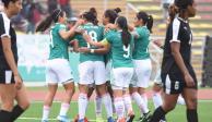 Tri Femenil inicia con el pie derecho su participación en Lima