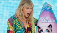 Tras fin de semana de premios y fiesta, Taylor Swift se vuelve 'meme'