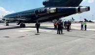 INM repatria a 110 hondureños desde Nuevo León