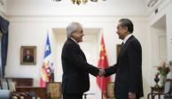 Presidente de Chile pide a China colaboración para solucionar crisis en Venezuela