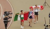 El atletismo le da el oro 27 a México en Lima 2019