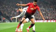 PSG sorprende en Old Trafford; vence 2-0 al United en ida de Champions