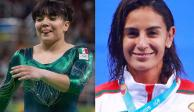 Alexa Moreno y Paola Espinosa, ganadoras del Premio Nacional del Deporte