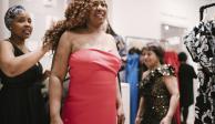"""Trabajadoras del hogar celebran a """"Roma"""" con fiesta en Los Ángeles"""