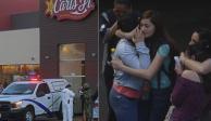 Tres balaceras que en un año causaron terror en centros comerciales
